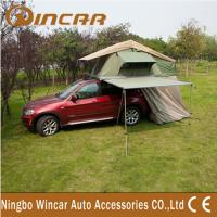 China Ripstop Canvas Feature  Roof Top Tent Foldable roof tent for camping RT05 wholesale