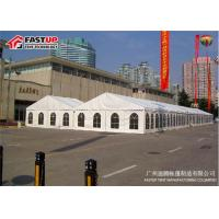 China Fully Modular Design Wedding Marquee Tent With Wooden Flooring System wholesale