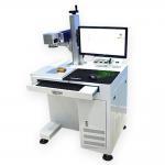 China Fiber Laser engraving machine laser marking device for sale wholesale