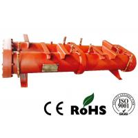 China Single Circuit Sea Water Condenser , Tube Shell Heat Exchanger R22 Refrigerant wholesale