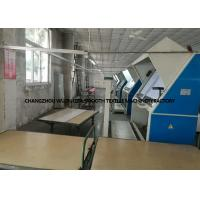 China Professional Custom Fabric Measuring Machine Max 480mm Winding Dia wholesale