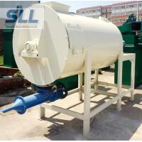 China 5-20t Per Hour Dry Mixing Equipment , Cement Silo Dry Mix Mortar Plant wholesale