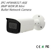 Quality Dahua 8MP WDR IR Mini Bullet Network Camera for sale