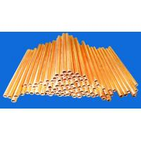 China 4.76mm Low Carbon Copper Coated Bundy Tube For Freezer Cooling System wholesale