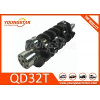Buy cheap 12201-EW406 Crankshaft For Nissan QD32T For Nissan Diesel Motor from wholesalers
