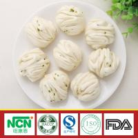 China frozen food steamed steamed mandarin roll with spring onion on sale