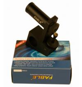 Quality Big eyepiece Calcite Dichroscope For Obeserve Gem Multi Color FID-1A for sale