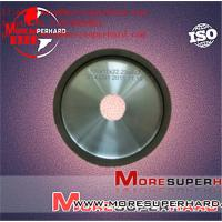 China 4A2 Resin Bond Diamond Grinding Wheels for for Machining Tungsten Carbide alan.wang@moresuperhard.com wholesale