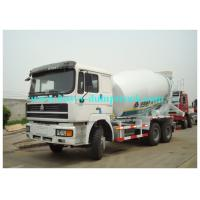 China SINOTRUK HOWO 6X4 self loading mixer truck with EVB ABS MTCO Traveling data recorder wholesale