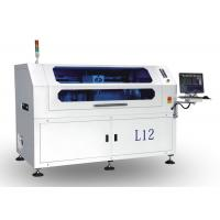 China Compact Solder Paste Screen Printing Machine , Automated SMT Stencil Printer wholesale