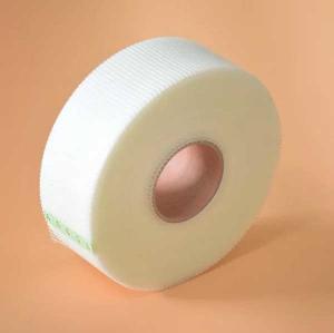 China 100mm Fiberglass And Glue Alkali Proof Adhesive Mesh Tape wholesale