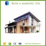 China easy construction prefab villa modular house construction labor saving wholesale