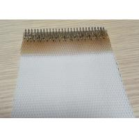 Quality Polyester Pulp Washing Fabric / Belt For Several Of Washing Equipment for sale