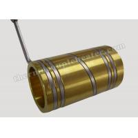 China Professional Copper Hot Runner Heaters Coil 1000mm Lead Wire Length wholesale