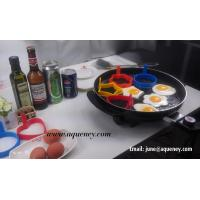 China Kitchen Use Fried eggs boiled eggs,steamed custard DIY mold omelette circle wholesale