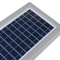 China 30W solar street light with inbuilt lithium ion battery on sale