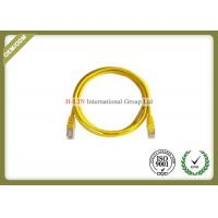 China RJ45 SFTP CU Cat5e Patch Cord 1M 2M 3M 5M 10M For Networking System wholesale
