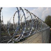 """China 14 1/2"""",15"""" Long S Slot Notched Arm For Chain Link Fence V Arm Extension Blades wholesale"""
