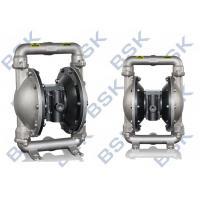 Quality Medical Stainless Steel Diaphragm Pump With Double Ceramic Valve for sale
