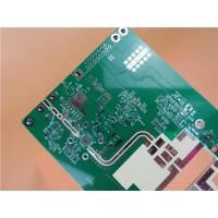 China High Frequency PCB On 30 mil RO4350B With HASL ROHS Compliant wholesale