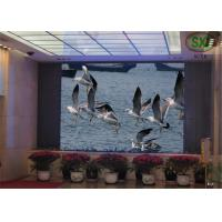 China Mobile Rental Indoor Full Color P6 Hd Led Video Wall 1/16 scanning wholesale