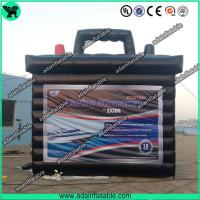 China Promotional Inflatable Battery Giant Advertising Inflatable Battery Model wholesale