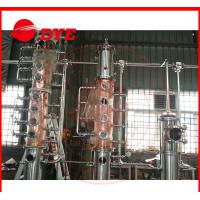 """China Custom Steam Industrial <strong style=""""color:#b82220"""">Copper</strong> Distillation Equipment 1-3Layers ISO9001 wholesale"""