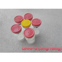 China High Purity Muscle Building Peptides GHRP - 2 , Injectable Peptides Bodybuilding CAS 158861-67-7 wholesale