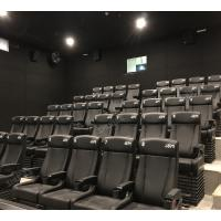 China Fantastic Simulating 4D Cinema System With Physical Effect For Business Center wholesale
