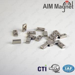 China High Quality China Manufacturer Supply N52 Neodymium Magnet 1/8  x 1/16 wholesale