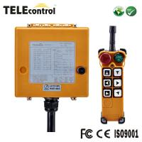 China 2 double speed and 5 single speed+ Hoist Remote Control F26-C1 Telecrane/TELEcontrol wholesale