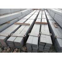 China Hot Rolled Steel Bar Mild Steel Flat Bar JIS SS400 SS490 with Custom Length wholesale
