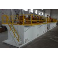 Quality CBM exploration drilling mud recycling system for sale at Aipu solids control for sale