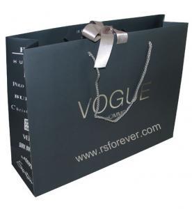 China Paper Bag, Artpaper Bag,Paper Shopping Bag on sale