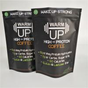 China Aluminum Foil Plastic Pouches Packaging Vitamins Sports Nutrition Supplement Powder Bag wholesale