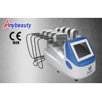 China SFDA Approved I Lipo laser body slimming machine with 8 pads for fat reduction wholesale