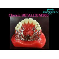 China No Smell Corrosion Resistance Cast Partial Denture With Distinguished Biocompatibility on sale