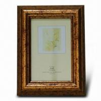China Plastic Photo Frame, Customized Sizes are Accepted wholesale