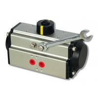 butterfly valvex and ball valves pneumatic actuators AT  type quarter turn actuator