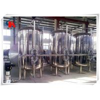 China Online Monitor Water Purification Machine Automatic PLC Control ISO9001 Assured on sale