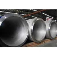 China ASTM B861 Seamless titanium pipe with Hydraulic test wholesale