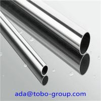 China 2205 2750 Seamless Duplex Stainless Steel Pipe SCH 10 SCH 20SCH 40 SCH 80 wholesale
