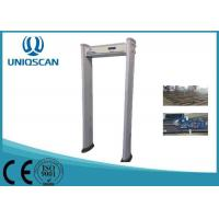 China Security Walk Through Gate With Two LED Lamps wholesale
