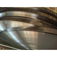 Buy cheap ASTM A240 304/ BA Stainless Steel Banding Strap / Strip For Bundling Pipeline from wholesalers