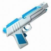 China Video Game Enhancer/Gun for Wii Plug with Remote Control wholesale
