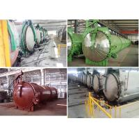 China Sand Lime Fly Ash AAC Autoclave Panel High Efficiency Stable wholesale