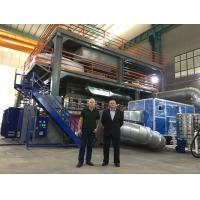 China AF-3200mm PP Spunbond Nonwoven Fabric Making Machine , S SS SMS  Nonwoven Fabric Production Line on sale