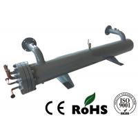 China Carbon Steel Air To Water Heat Exchanger Underground Water Refrigerating Medium wholesale