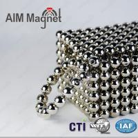 Buy cheap Excellent Strong Neodymium NdFeB Magnet Ball from wholesalers