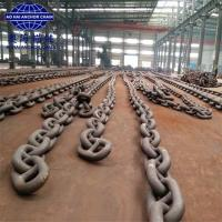China China largest ship Anchor chain in stock wholesale